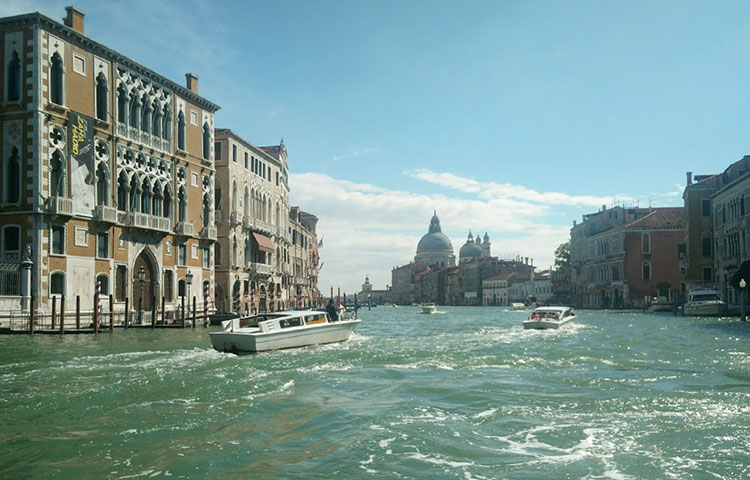 Vacation in Venice Photo